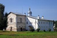 Павло-Обнорский монастырь -  в наши дни.