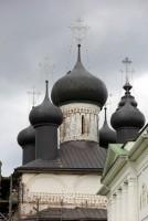 Воскресенский собор Горицкой обители.