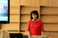 Автор и ведущая встречи – Мария Леонидовна Рубцова.
