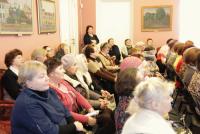 Лекция М. Л. Рубцовой в Музее ростовского купечества 25 января 2018 г.
