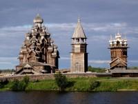 Храм Преображения в Кижах