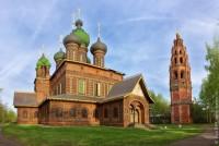 Храм Иоанна Предтечи в Толчкове, Ярославль