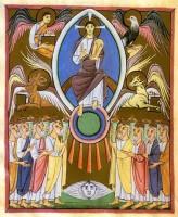 Видение небесного престола