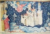 Небесный Иерусалим. Иллюстрация к 21 главе Книги Откровения