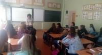 Лекция в Ростовском педагогическом колледже