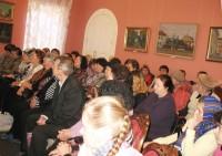 Кино-литературная встреча в Музее ростовского купечества «Женские истории: две судьбы»