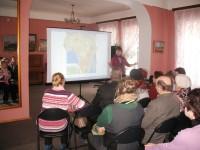 Литературно-историческая беседа в Музее ростовского купечества.