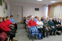 Встреча со слушателями монастырского лектория  в Центре социальной помощи населению Ростова «Радуга» 11 февраля 2015  г.