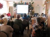 Встреча, посвященная святителю Николаю Японскому в Ростовском центре социальной помощи населению «Радуга»