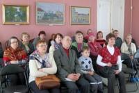 «Навстречу Пасхе» - беседа в Музее ростовского купечества 9 апреля 2015 г.