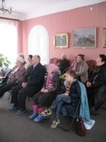 «Под защитой святого Георгия Победоносца» - лекция М. Рубцовой в Музее ростовского купечества.