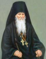 Портрет прп. Амвросия Оптинского