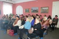 «О почитании святых мощей в Православной Церкви» - встреча в лектории Музея ростовского купечества 22 января 2015 г.