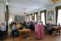 «О почитании святых мощей в Православной Церкви» - беседа в Спасо-Яковлевском монастыре 1 февраля 2015 г.