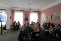 Встреча со слушателями монастырского лектория  в «Музее ростовского купечества» 12 февраля 2015  г.