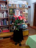 Вот такой букет роз собрали для праэдника