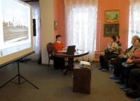 Лекция М.Л. Рубцовой, посвященная архимандриту Павлу (Груздеву) в Музее ростовского купечества, 21 января 2016 г.