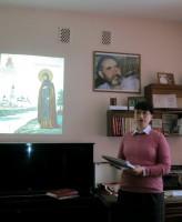 Выступление М.Л. Рубцовой на литературно-исторических чтениях «Под сенью древних куполов», 8 декабря 2016 г.