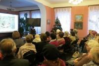 Лекция «Образ няни в русской культуре» 22 декабря 2016 г.