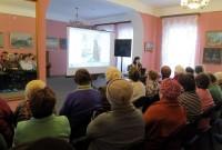 Лекция М.Л. Рубцовой в Музее ростовского купечества 24 марта 2016 г.